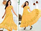 Exclusive Anarkali Salwar kameez Designer Fancy Suit