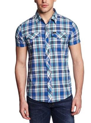 Lee Camisa Pickens (Azul)