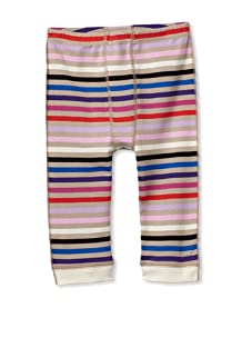 Sonia Rykiel Girl's Multicolor Stripe Pants (Multi)