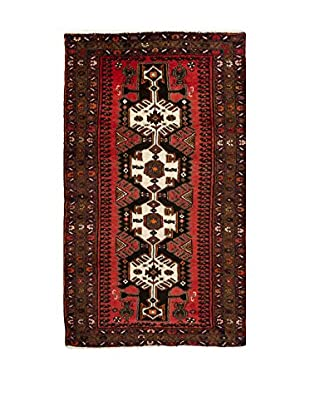 QURAMA Teppich Persian Hamadan rot/weiß/schwarz