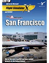 Mega Airport San Francisco (Add-on Only) Requires FSX or FS2004 (PC)