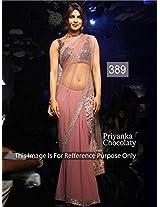Bollywood Replica Saree Of Priyanka Chopra AE-389