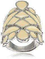 Addons Ring for Women (RVSD-000035240 (SLV)