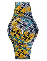 Swatch Summer Socks Unisex watch SUON110