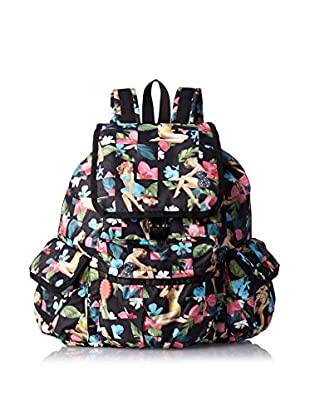 LeSportsac Women's Bad Gal Backpack (Lava Voom)