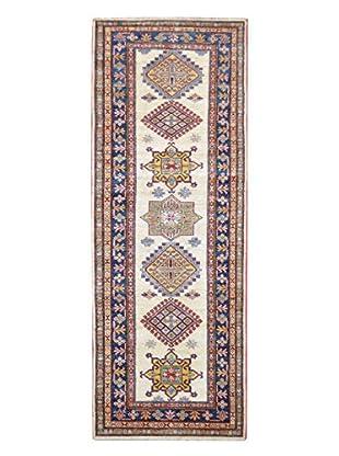 Kalaty One-of-a-Kind Kazak Rug, Ivory, 2' 7
