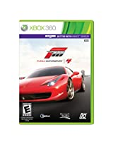 Forza Motorsport 4 IV Kinect Compatible (Xbox 360)