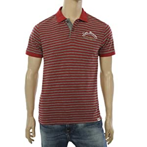 Levis Men T Shirts 926090027 Grey Red