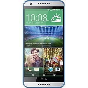 HTC Desire 620G (Santroni White)