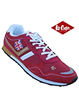 Lee Cooper Men'S Sports Shoe Lc3527-Red