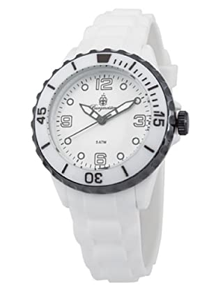 Burgmeister Damen-Armbanduhr XS Analog Quarz Silikon BM604-586A