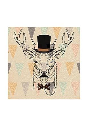 Really Nice Things Leinwandbild Deer Portrait