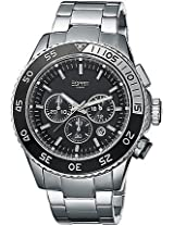 Esprit Silver Stainless Steel Analog Men Watch - ES103621007