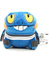 Banpresto Pokemon Best Wishes Movie Plush Ball Chain 2012 - 47937 - Croagunk/Gureggru