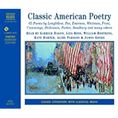 Classic American Poetry: 65 Poems by Longfellow, Poe, Emerson, Whitman, Frost, Cummings and Many More