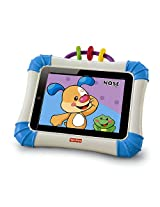 Fisher-Price Laugh & Learn Blue Apptivity Case for iPad Devices(Discontinued by manufacturer)