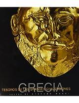 Tesoros De Las Grandes Civilizaciones Grecia