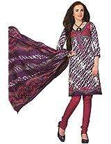 RGN Retails Cotton Unstitched Dress Material For Salwar Suits Kameez RGN-1567