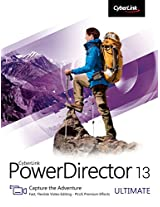 Cyberlink PowerDirector 13 Ultimate | PC Disc