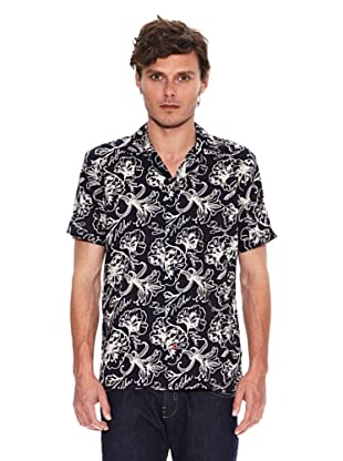 Desigual Camisa Blue Jungle (Marino)