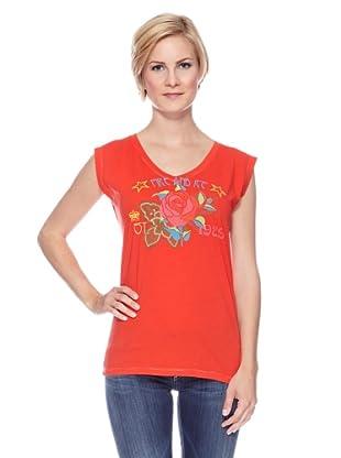 Bogner Fire + Ice Camiseta Nadina (Rojo)
