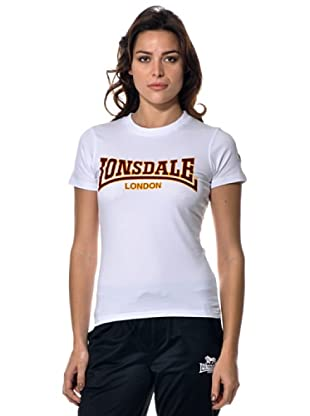 Lonsdale Classic T-shirt (Bianco)