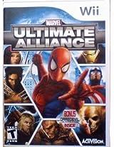 Marvel Ultimate Alliance For Nintendo Wii
