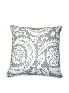 """Lacefield Designs Lisbon 20"""" x 20"""" Pillow, Sage"""