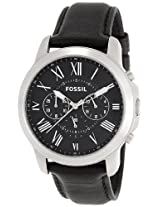 Fossil Analog Multi-Colour Dial Men's Watch - FS4906
