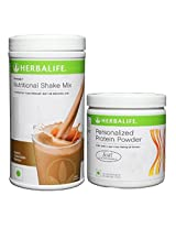 Herbalife Formula 1(Dutch Chocolate) + Formula 3 Protein Powder (PPP)