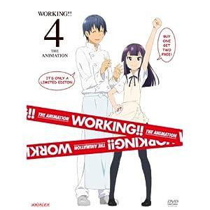 WORKING!! 4 【完全生産限定版】 [DVD]