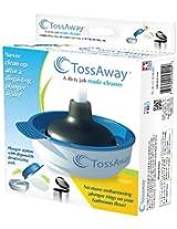 TossAway Toilet Plunger Storage Kit