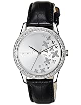 Esprit Daisy Analog White Dial Women's Watch - ES107302001
