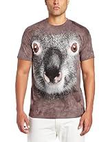 The Mountain Men's Koala Face T-Shirt