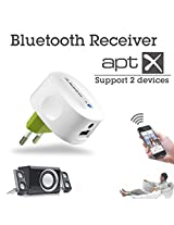 Avantree Roxa Bluetooth 4.0 Music Receiver with APT-X Codec for Home Stereo (A2DP)