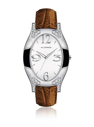 K&Bros  Reloj 9157 (Marrón Claro)