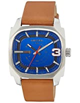 Diesel  Analog Blue Dial Men's Watch - DZ1653