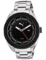 Puma Analog Black Dial Men's Watch - 89225304