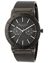 Kenneth Cole Analog Black Dial Men's Watch - IKC9227