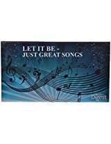 Reader's Digest Music Let It Be- Just Great Songs, Audio CD