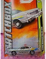 2012 Matchbox #43 78 DODGE MONACO POLICE CAR 1:64