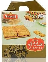Sartaj Jeera Aata Biscuit, 2 kilograms