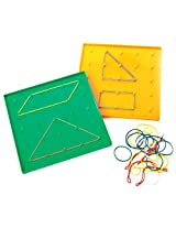 Carson-Dellosa Thinking Kids' Math Geoboards