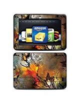 """Kindle Fire HD 8.9"""" Skin Kit/Decal - Before The Storm - Iveta Abolina (will not fit HDX models)"""