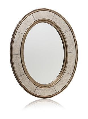 Uttermost Lara Oval Mirror (Champagne)