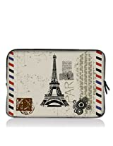 "Eiffel Tower 7"" 7.2"" 7.7"" 7.9"" 8"" inch Touch Screen Tablet Case Sleeve Pouch Bag for Apple iPad mini Retina Display/Apple iPad Mini 2/ASUS MeMO Pad/Google Nexus 7/iView TV Pad/SupraPad/Acer Iconia One/LG G Pad/Ematic Touchscreen Tablet/HP Stream 7 /SAMSUNG Galaxy Tab 3/Trekstor Xiron 7/Ematic FunTab Kid Mode/DELL Venue 7"