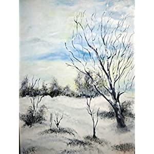 NUCreations Pristine - Original Painting - Oil Paint On Canvas