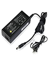 40W Laptop Notebook AC Adapter Charger Power Supply for Lenovo IdeaPad S9 S9e S10 S10e series MSI Wind U115 U120H U120 U90 U100 series Laptops [20V 2.0A 40W]