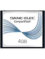 Dane-Elec 4 GB CompactFlash Memory Card DA-CF-4096-R