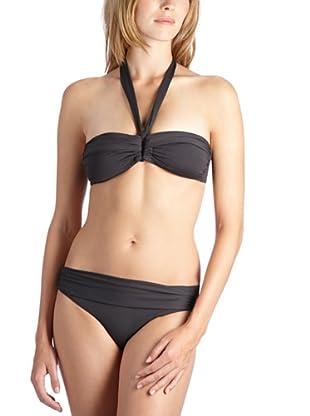 ESPRIT Bodywear Damen Bikini, Z3863/CAPISTRAN.BEACH (Grau (FJ))